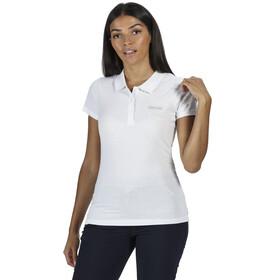 Regatta Sinton Poloshirt Women, white